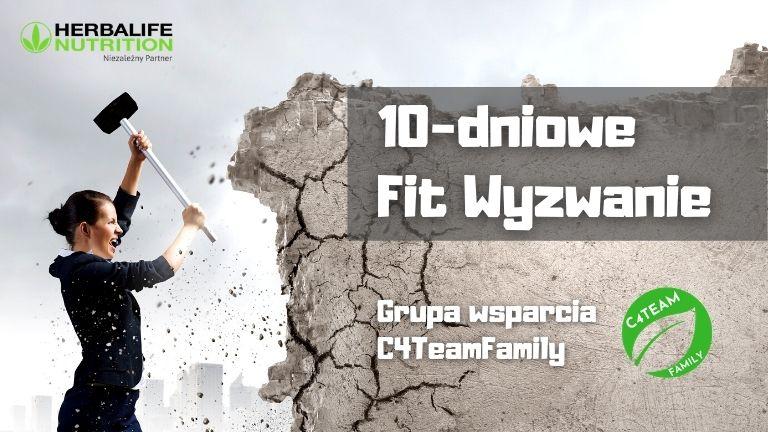 10-dniowe Fit Wyzwanie - Maraton Sylwetki i Utraty Wagi - 12 edycja, Wyszków