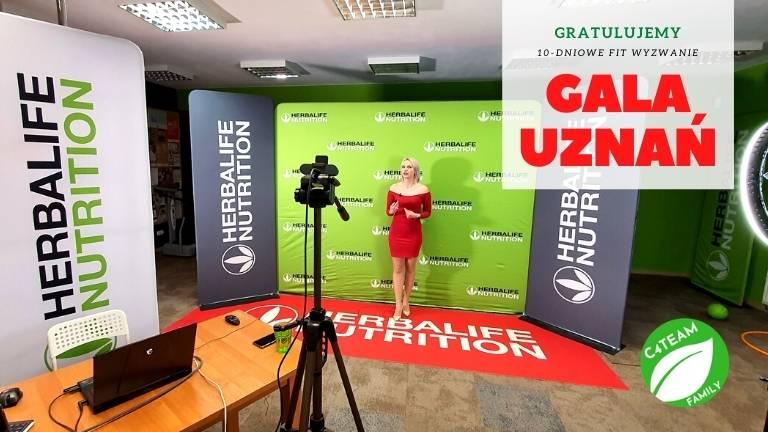 Gala Uznań Maratonu Sylwetki i Utraty Wagi - C4TeamFamily